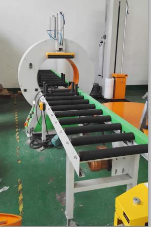 PVC/PPR管材自动缠绕打捆机(图2)