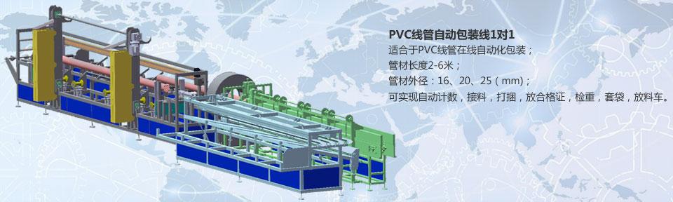 PVC线管自动包装线1对1~最新推荐(图1)